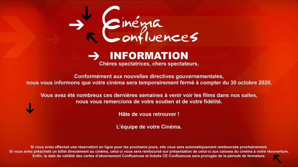 Accueil  Varennes - Cinéma Confluences